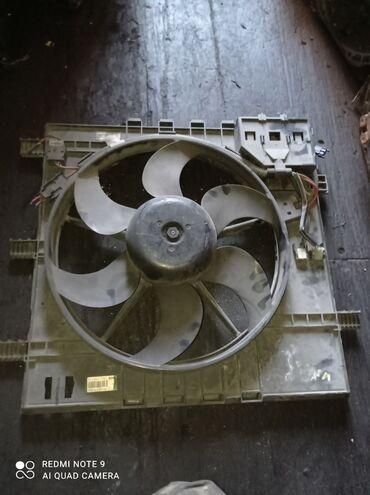 вентилятор для инкубатора в Кыргызстан: Мерседес вентилятор охлаждения Вито 638 кузов основной вентилятор