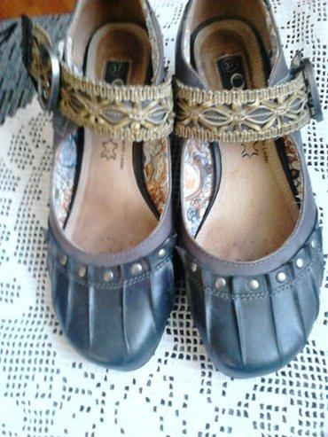 Ženska obuća | Pirot: Rasprodaja Kožne cipele 37 broj. Gueen's. Vrlo malo nosene, udobne i