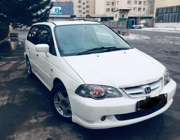 Honda Odyssey 2.3 л. 2002   202020 км