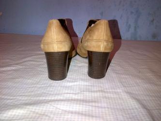 Odan-materijal-broj - Srbija: Zenske cipele cizmice broj 37 -duzina gazista je 23,5. cm.-
