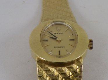 18 carat gold Rolex cellini watch just serviced good working σε Γλυφάδα