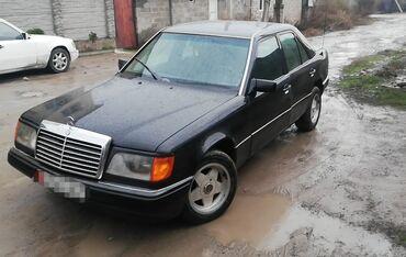 Mercedes-Benz W124 2 л. 1990   3 км