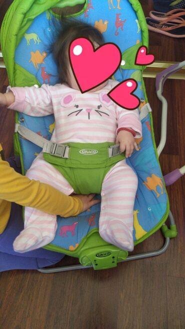 Nju jorkeru - Srbija: Ljuljaska za bebu do nekih 8-9 meseci ocuvana. Moze za devojcicu Ili
