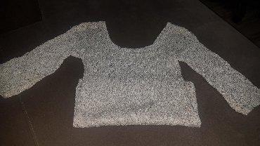 Ženska odeća | Negotin: Prelepa pletena bluzica, rucni rad. Odgovara vel. S i M
