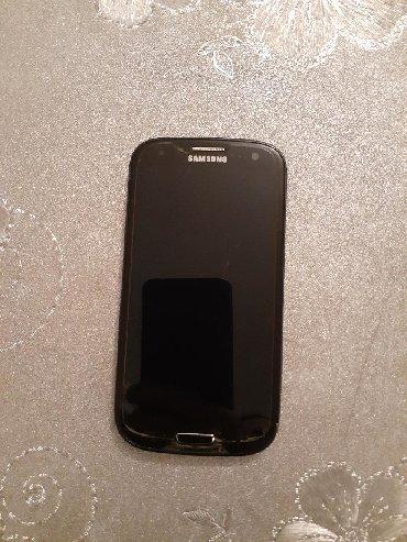 S3 ekrani - Azərbaycan: İşlənmiş Samsung I9300 Galaxy S3 16 GB qara