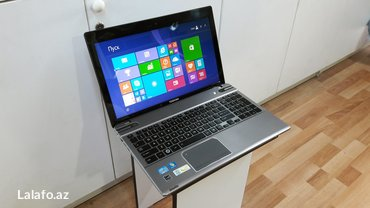 Bakı şəhərində Toshiba P855 Core i7/RAM 8GB/HDD 750GB      Notbuk Ideal veziyyetde