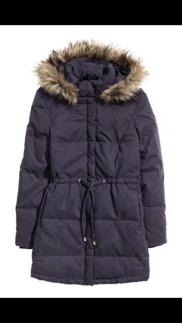 H&M женская куртка пуховик  в Бишкек