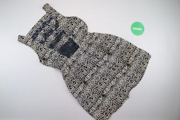 Жіноча оригінальна сукня зі вставками     Довжина: 85 см Ширина плечей