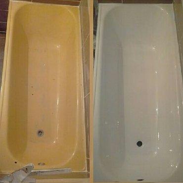 реставрация ванн бишкек в Кыргызстан: Сантехник | Установка ванн | Стаж 1-2 года опыта