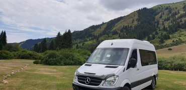 Mercedes-Benz Sprinter 2.2 л. 2011 | 250000 км