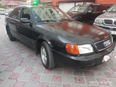 Audi в Кемин: Audi 100 2.3 л. 1991 | 304536 км