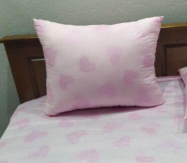 Шикарные подушкиКачество Наполнитель (гипоаллергенное) искусственное