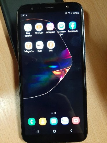Samsung galaxy trend plus - Srbija: Upotrebljen Samsung Galaxy J6 Plus crno