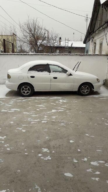 ланос в Кыргызстан: Daewoo Lanos 1.5 л. 1996 | 1111111 км