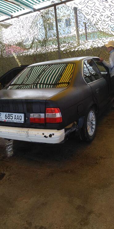 BMW 5 series 2 л. 1991