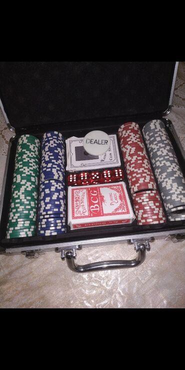 Продаю покер не исполпользванный