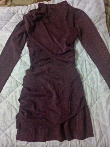 Продаю очень красивое новое коктейльное платье. Размер 40-42. очень кр в Бишкек