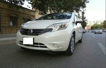 Bakı şəhərində Nissan Versa 2014