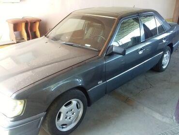 Транспорт - Кировское: Mercedes-Benz W124 2.3 л. 1991