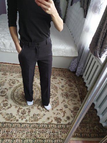 черные брюки мужские в Кыргызстан: Мужские брюки S