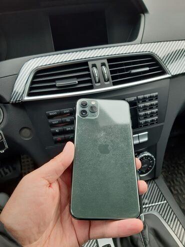 İşlənmiş IPhone 11 Pro Max 256 GB Yaşıl