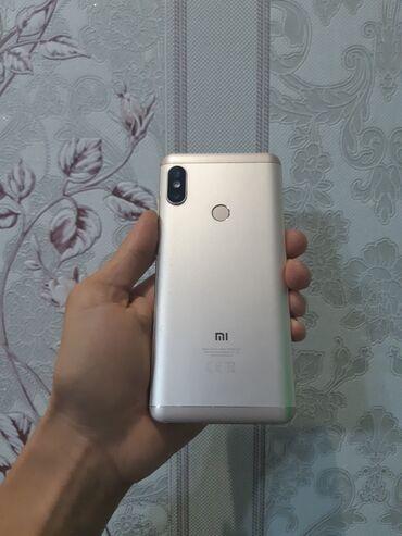 Электроника - Кызыл-Кия: Б/у Xiaomi Redmi Note 5 64 ГБ Золотой