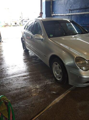 платье футляр теплое в Кыргызстан: Mercedes-Benz C 180 1.8 л. 2002 | 190000 км