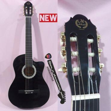 Bakı şəhərində Mbat - Yeni klassik gitara.üstündə çanta verilir.BARTERDƏ MÜMKÜNDÜ