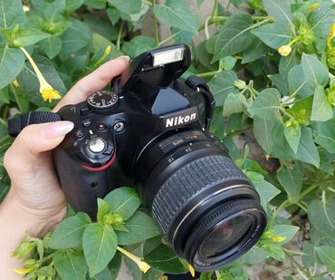 2192 elan: Nikon D5100.qiymet 300 azn tezeden secilmir ela veziyetdedir sumkasi
