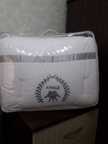 Bakı şəhərində В отличном состояние почти новый комплект для детской кроватки