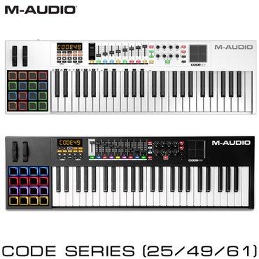 Миди клавиатураСтудийное оборудование midi-клавиатура ожидаем в апреле