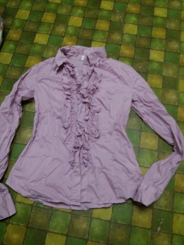 Рубашки 44-46 250сом почти новые в Бишкек
