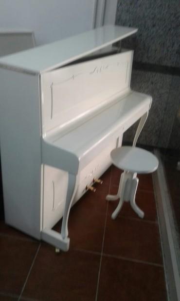 Gəncə şəhərində Avropa Piano