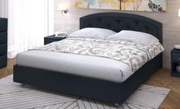 Кровать - двуспальная. С подъёмным в Бишкек