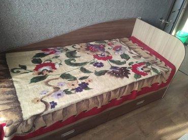 Кровать с тумбами. в Бишкек