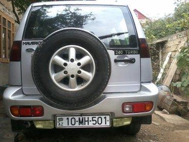 Qobustan şəhərində продаю форд маверик джип  7 мест матор турба дизель 2,7 вазможно барта