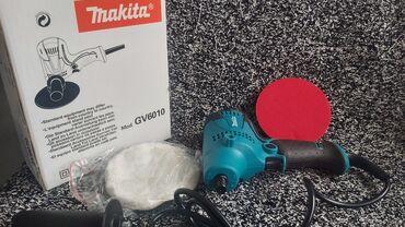 Polirka - Srbija: POLIRLA Makita Novo u originalnom fabričkom pakovanjubsa svim