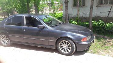 BMW 520 2.5 л. 1997 | 2580 км