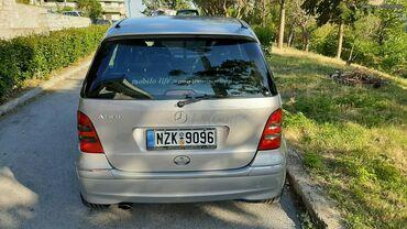 Mercedes-Benz A 140 1.4 l. 2003 | 185000 km