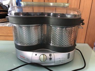 Aparat za pripremu povrca i ribe bez ulja br.11, uvoz CH - Smederevo