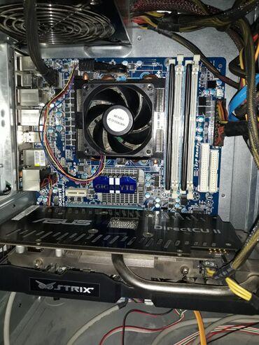 Procesor: AMD Phenom(tm) II X4 965--3.40GHzgrafička: AMD Radeon R9