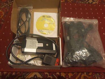 Инструменты для авто - Кыргызстан: Delphi DS150E универсальный мультимарочный сканер для диагностики