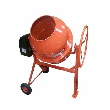 Аренда бетономешалка 220 литров Арча-бешик доставка