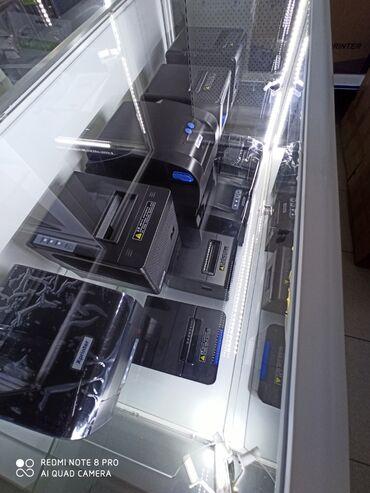 cherno belyj printer 3v1 в Кыргызстан: Торговое оборудованиеПринтер чеков Принтер этикетокМоноблок POS