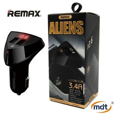 tv tuner - Azərbaycan: Remax Adapter 3.4 Amper Sürətli şarj. Avtomobil üçün aliensNausnik usb
