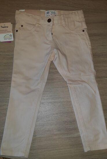Продаю джинсы новые на девочку 98/104 Германия фирма impidimpi цвета