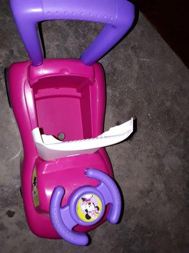 Minnie auto guralica, ocuvana, u odlicnom stanju - Sabac