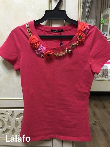 Продаю очень красивую футболку,новая) качество lux в Бишкек