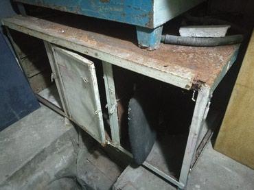 Верстак для слесарных работ. размер 83 в Бишкек