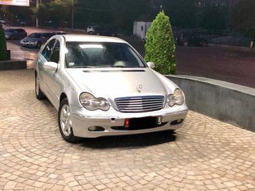 Mercedes-Benz C-Class 2000 в Бишкек